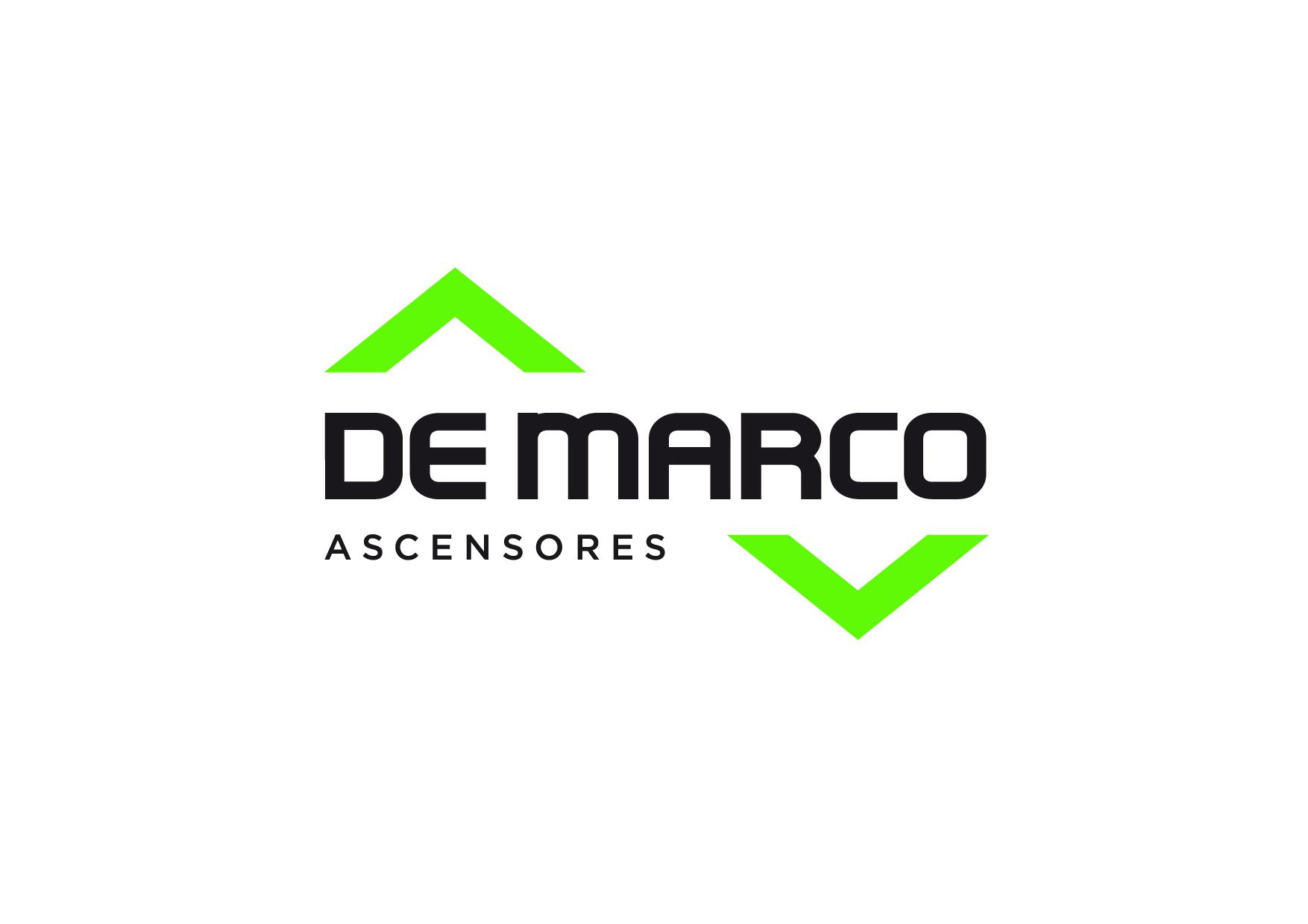 logotipo de ASCENSORES DE MARCO SL