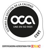 CERTIFICADO DE ASEGURAMIENTO DE LA CALIDAD
